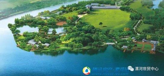 【漯河世贸中心】纵观河畔风貌 多享繁荣盛景