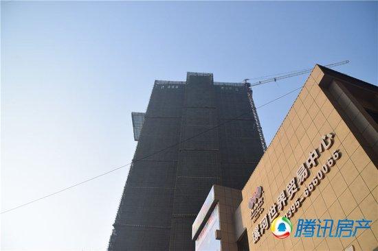 【看房日记】走进漯河世界贸易中心 连接世界 沟通你我