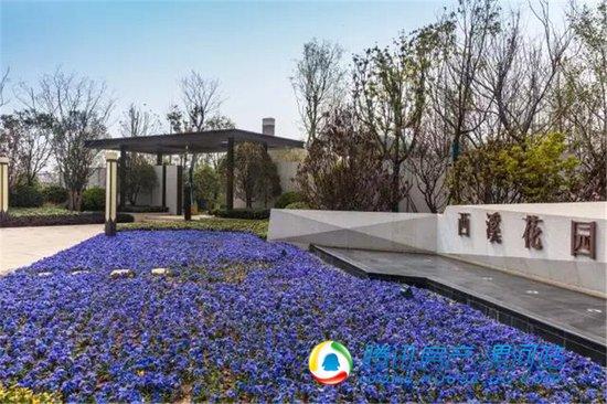西溪花园 物业入驻 以G20服务标准 善待家的美好