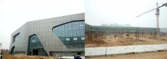 昌建集团各项目4月工程进度更新