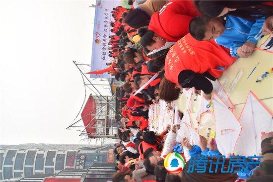 """东外滩""""让纸鸢飞扬""""首届大型公益联盟会暨首届风筝文化节重磅开幕!"""