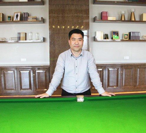香栀花园营销副总经理赵姜双