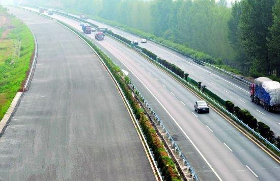 连霍高速洛阳段改造施工预计最迟8月份可正常通行