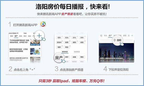洛阳房地产市场11月29日住宅成交数据播报