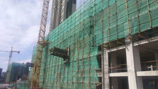 工程播报丨致每一位建业桂园的家人