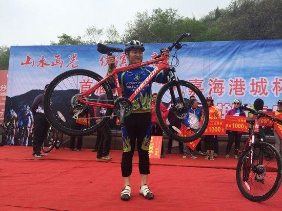 九嘉海港城杯 山地自行车公开邀请赛成功举行