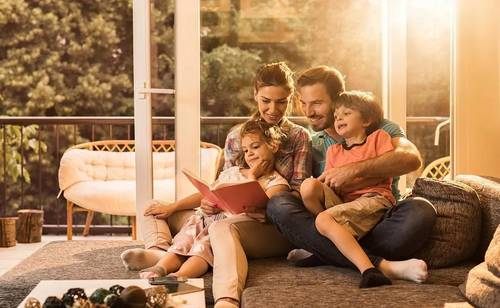宽境居所,盛放一家人的幸福时光