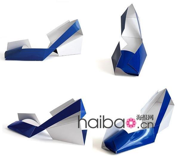 将折纸变成殿堂级高跟鞋!_首页推荐-奢华前沿