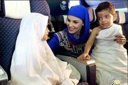 阿拉伯空姐图片