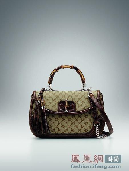 Gucci 2010春夏演绎经典手袋