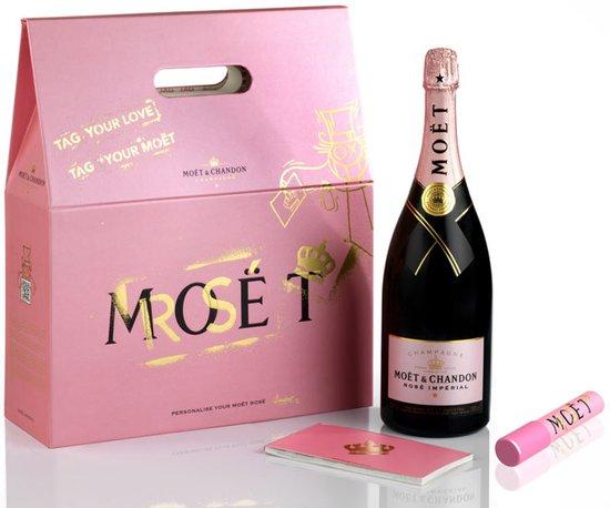 酩悦香槟情人节限量涂鸦礼盒