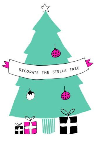 Stella McCartney的网上圣诞节