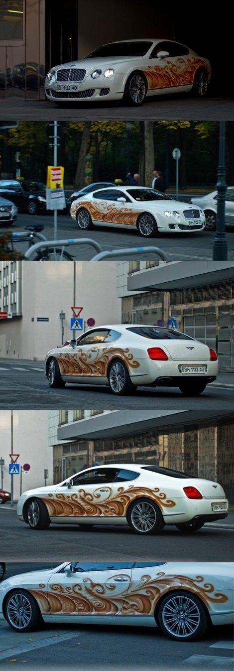 宾利GT PK 奥迪R8 谁更花?