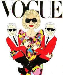 关于《Vogue》的时尚流言