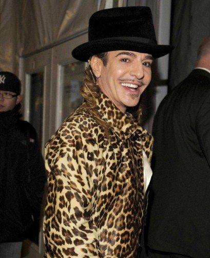 Dior设计师Galliano被停职