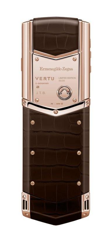 杰尼亚20周年纪念版限量手机