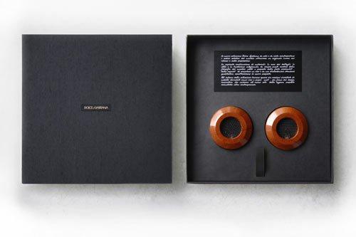 杜嘉班纳全新DS2012耳机