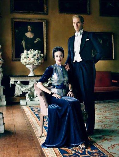 王室时尚 不能忽视的魅力