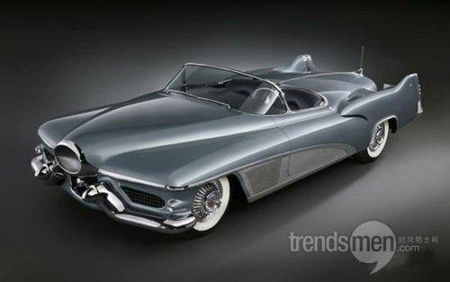 盘点60年间最出色的概念车