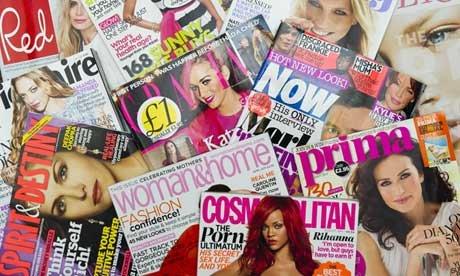 女性杂志为何对女性吹毛求疵