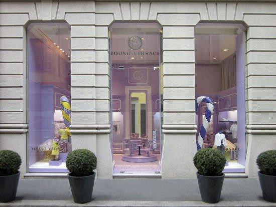 Versace给孩子们的梦工厂