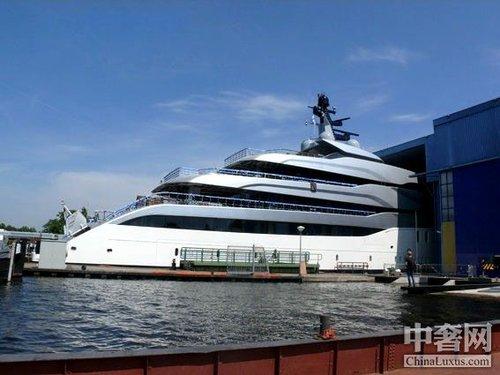豪华游艇Tango正式对外发布