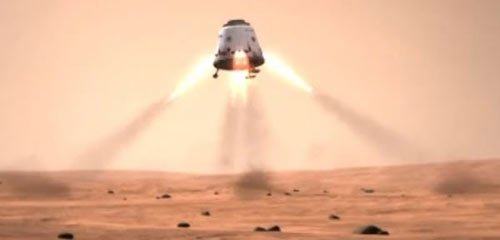 """花50万美元乐享""""火星之旅"""""""