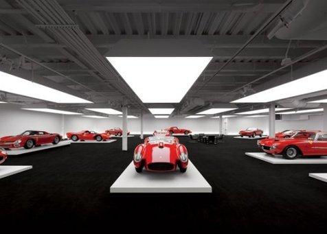 时尚设计师的60辆极品汽车