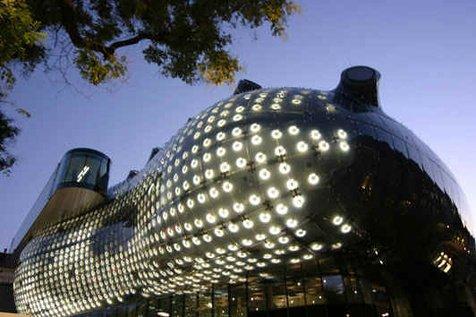 世界顶尖建筑师的幻想