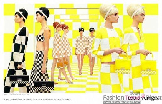 13春夏女装趋势:60年代 VS 玩偶之家