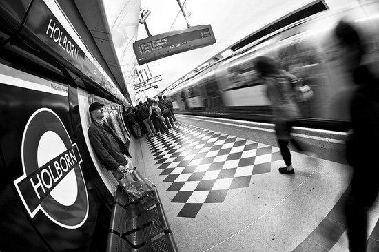 伦敦地铁 世界地铁的鼻祖