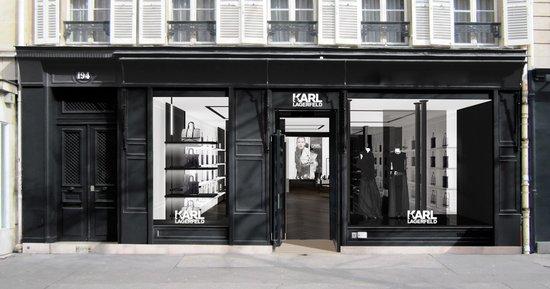 老佛爷巴黎开设第一家概念店