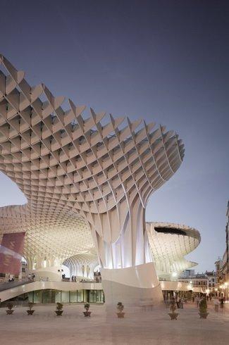 世界规模最大的木结构建筑