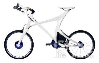 千里走单骑 新品概念自行车