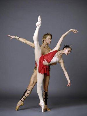 芭蕾舞 后减肥时代的新时尚