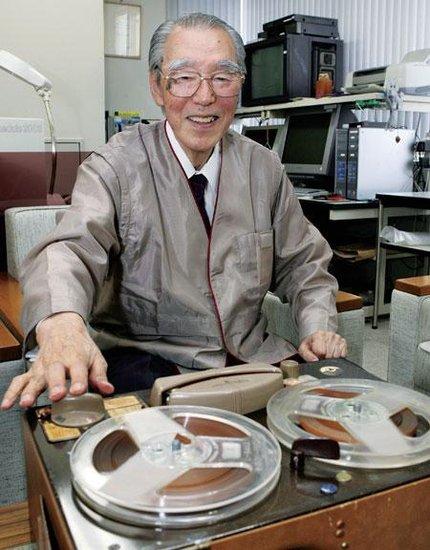 木原信敏 创造Walkman的人