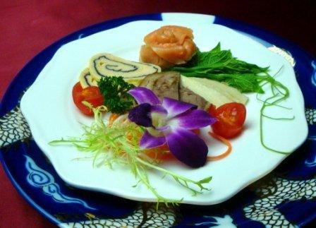 皇家美食 尽在北京贵宾楼