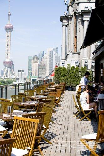 上海10家最好的露台餐厅