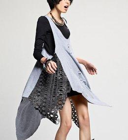 围裙穿上街 给围裙一个新的定义
