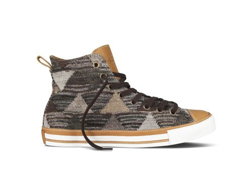 Missoni for Converse联名鞋