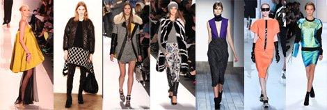 解读纽约时装周七大流行趋势