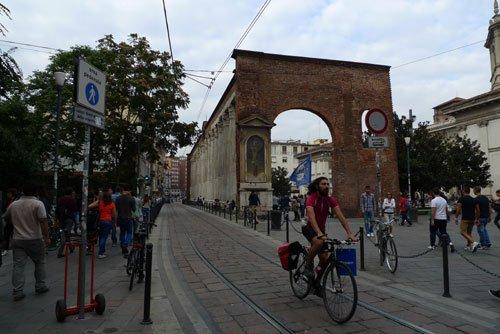品位米兰 老城上的现代都市