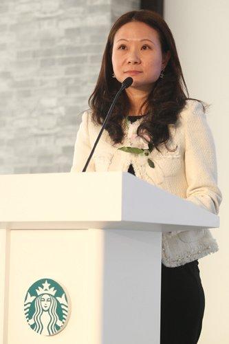 星巴克北京第100家门店开业