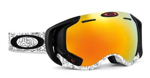 Oakley发布高科技雪镜Airwave