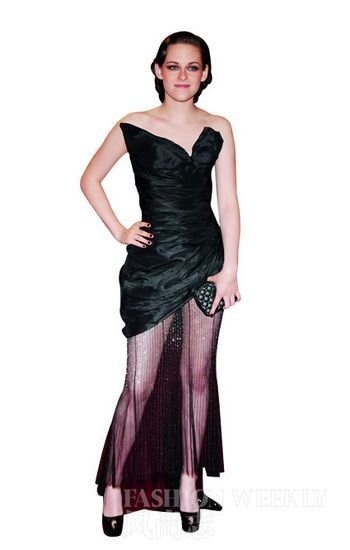 Kristen Stewart Red Carpet Dresses. Kristen Stewart #39;s black dress