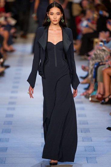 腾讯时尚独家:陈碧舸 为何要走国际时装周?