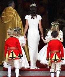 解读皇室婚礼的穿衣密码