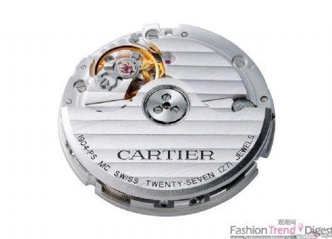 卡地亚全新CALIBRE系列腕表