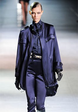 Anthony Vaccarello 2012秋冬秀