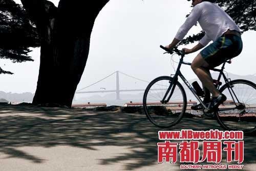 亲近自然 旧金山单车漫游记